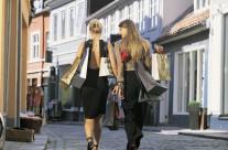 Shoppingbillede brugt til branding af Aarhus www.visitaarhus.com